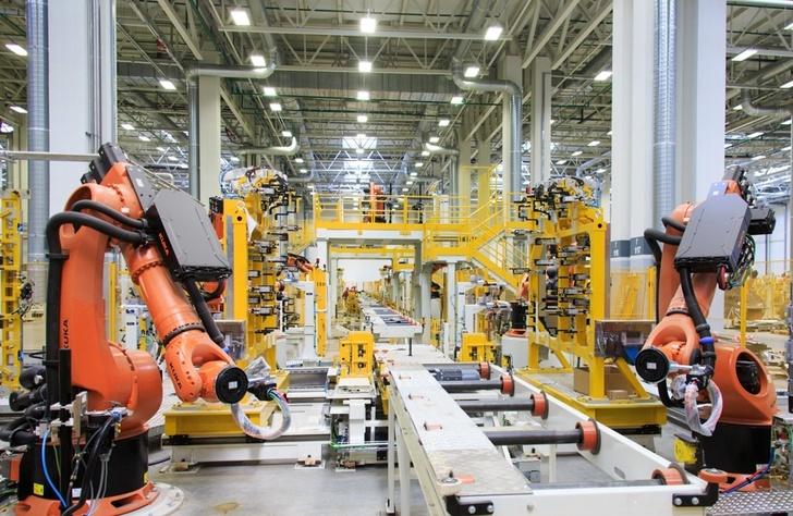 Новый завод кабин К5 и К6 компании Камаз в Набережных Челнах