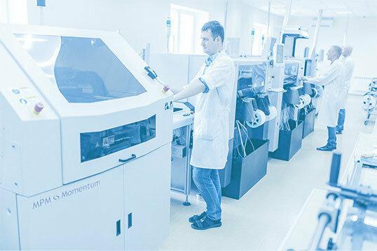 Еще 7 контрактных производств электроники в России