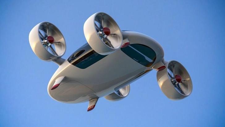 Российский прототип аэротакси проходит лётные испытания