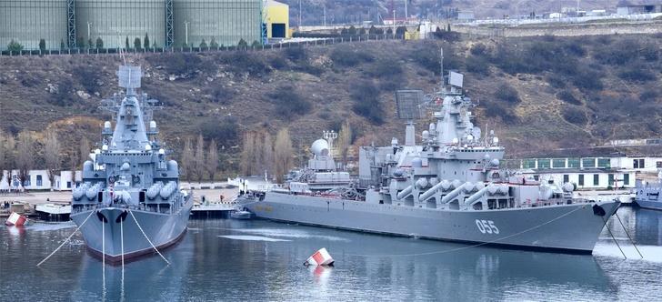 РФ під наглядом Путіна провела військові навчання з ракетними стрільбами біля берегів окупованого Криму - Цензор.НЕТ 7807