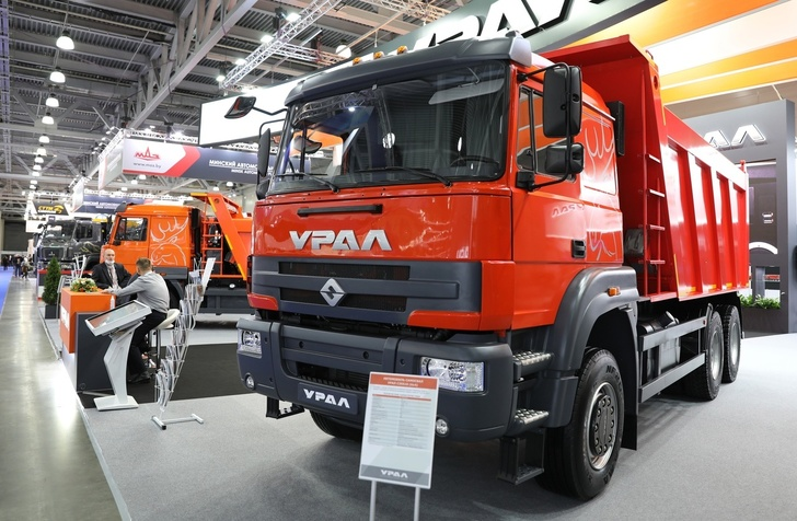 «Урал С35510»