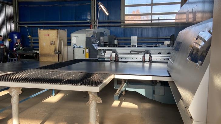 Компания «Ферропласт Медикал» запустила оборудование для нового производства рециркуляторов воздуха