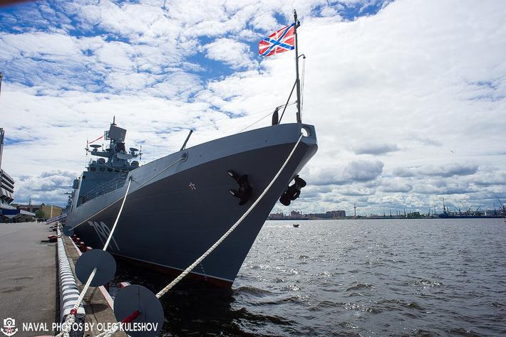 Корабли МВМС-2017: «Адмирал Макаров»