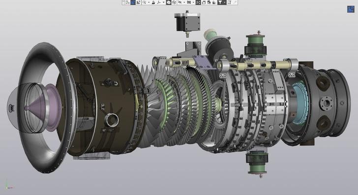 Самый быстрый за свою историю КОМПАС-3D v18