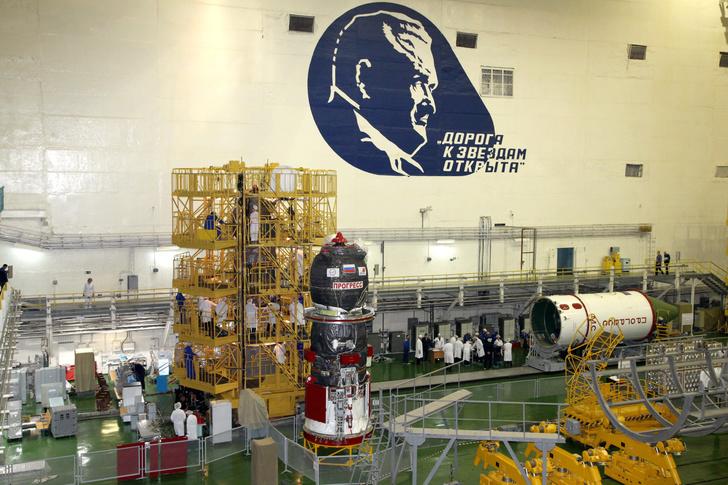 Осуществлены запуск и стыковка ТГК «ПРОГРЕСС МС-08» с МКС