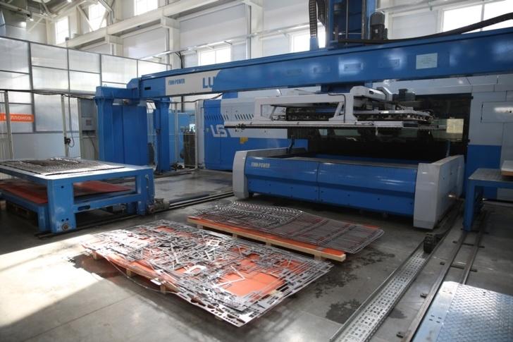 Цех производства пищевого оборудования открыт в Чувашии