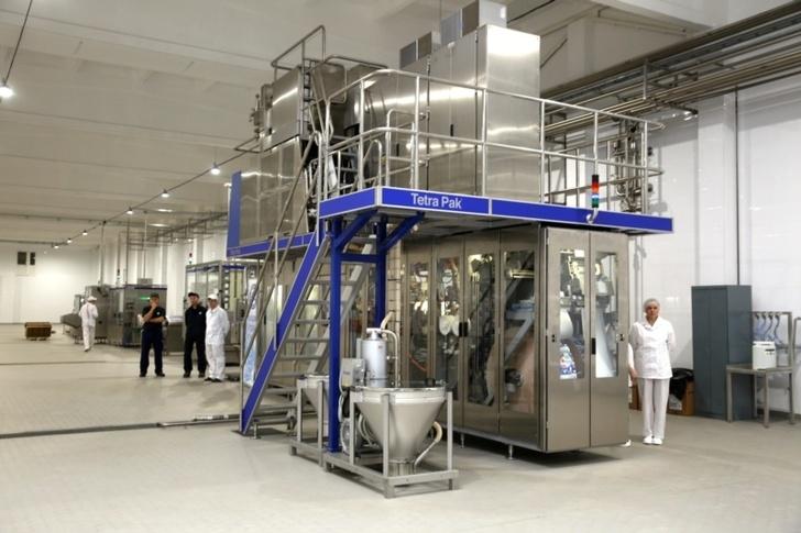 Чебоксарский городской молочный завод модернизировал производство