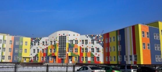 Проект новой школы в столице Тувы будут использовать как типовой