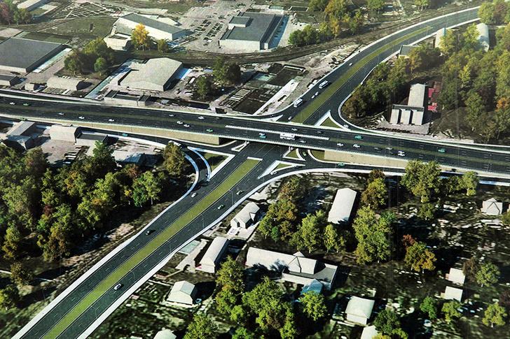 новые развязки дорог в калининграде фото хочу пригласить вас