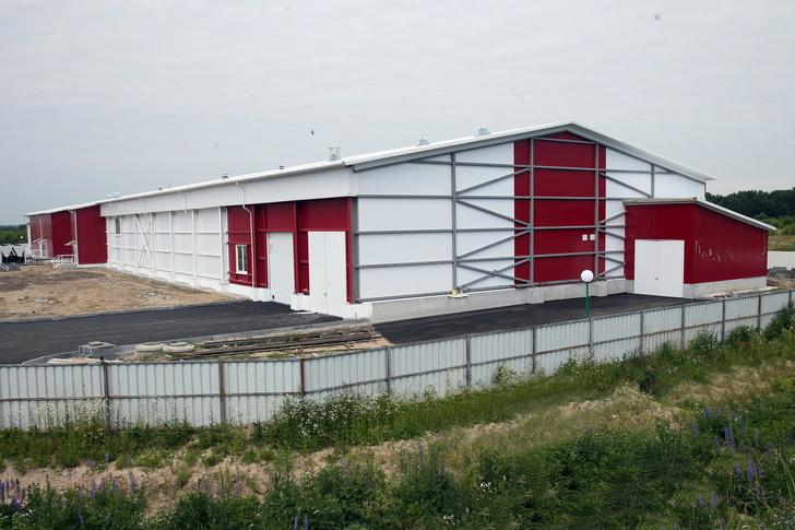 Новый инкубатор запущен в Калининградской области
