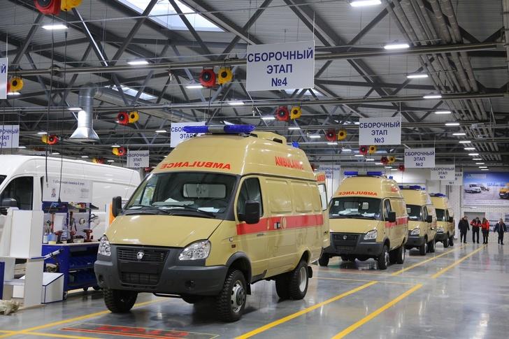 В Нижегородской области открыт новый производственный корпус ПКФ «Луидор»
