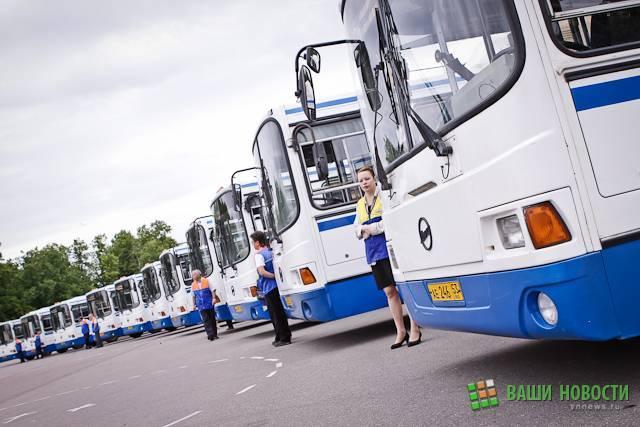 Seleste : городской автобус 5 великого новгорода.