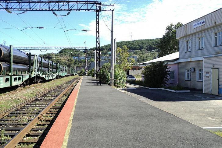 Главгосэкспертиза одобрила проект реконструкции железнодорожной станции Мыс Астафьева в Находке