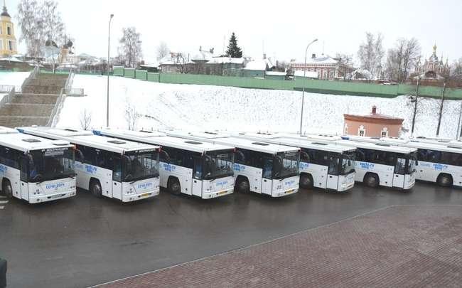 Группа ГАЗ выполнила контракт на изготовление автобусов для XXII Олимпийских зимних игр