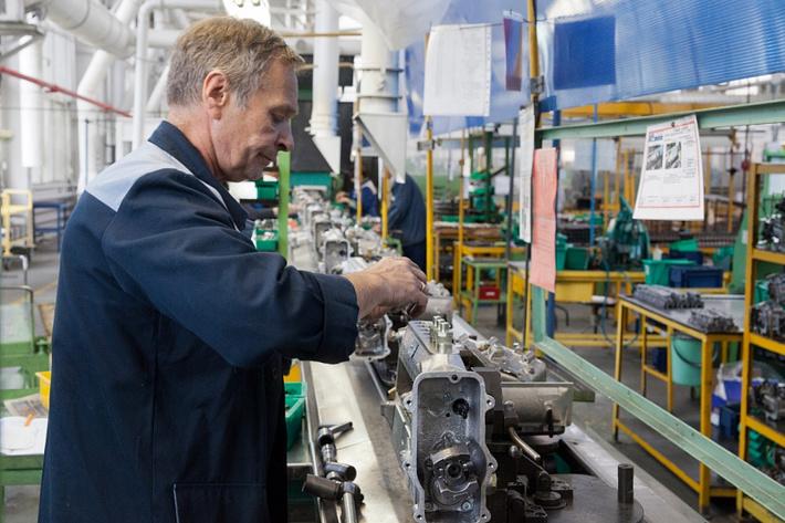 Ярославский завод дизельной аппаратуры группы ГАЗ отмечает 45-летие