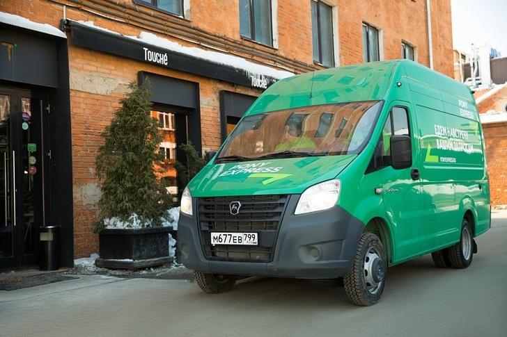 «Группа ГАЗ» передала 22 новых автомобиля логистическому оператору PONY EXPRESS.