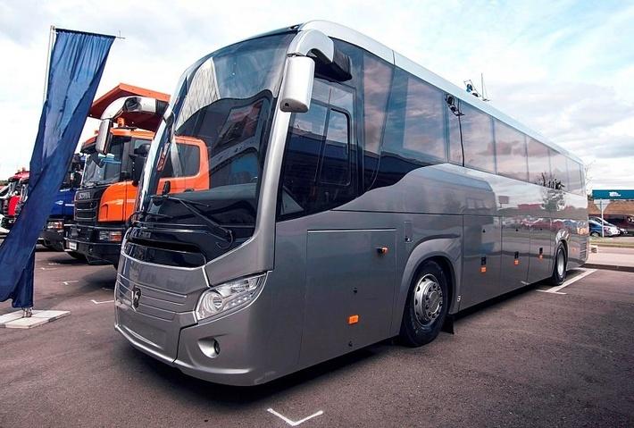 «Группа ГАЗ» представляет туристический автобус Cruise
