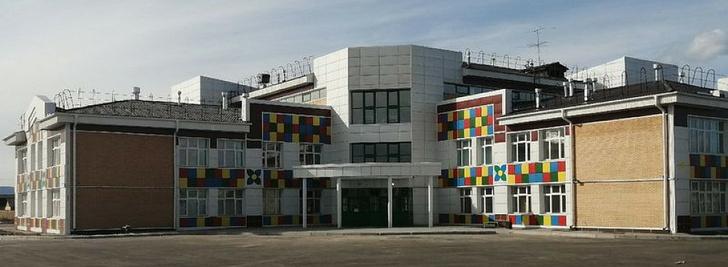 В Бурятии завершилось строительство школы в селе Поселье