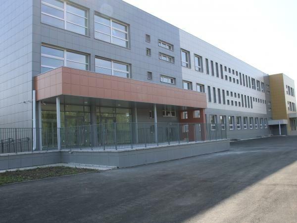 Новая школа поставлена на кадастровый учет - Южноуралец - Газета