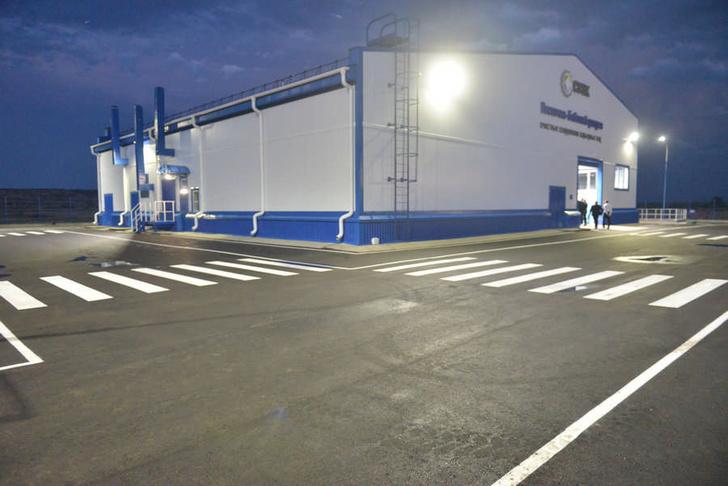 В Хакасии запустили в работу новые очистные сооружения на Восточно-Бейском разрезе