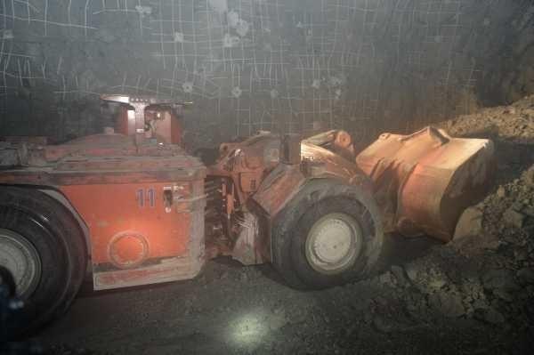 В Хакасии заработал «Абазинский рудник»