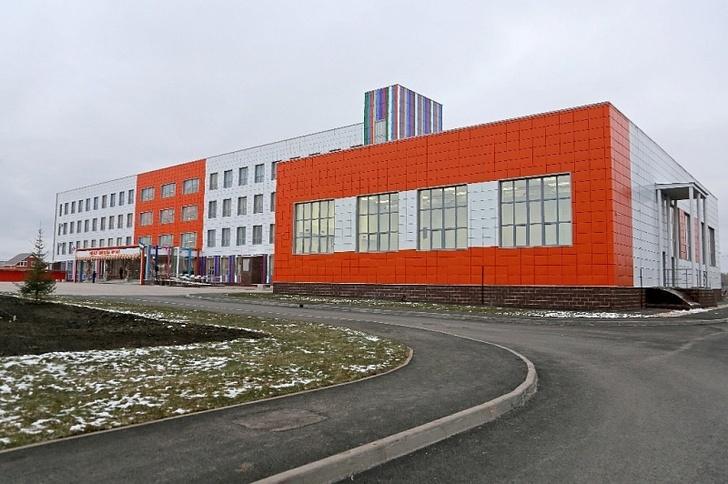 В Уфе открыли школу на 1250 мест