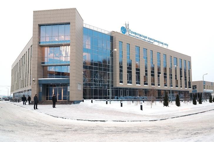 В Татарстане открыта административно-производственная база Приволжских электрических сетей