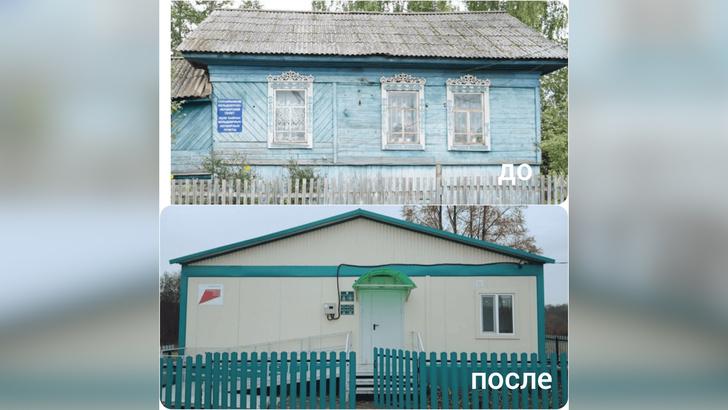 В Татышлинском районе открылись два новых ФАПа   ГТРК «Башкортостан»