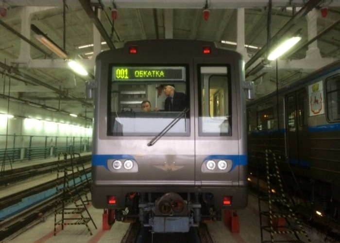 Нижегородский метрополитен получил 23 вагона метро