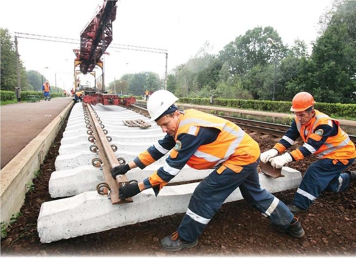 В Пермском регионе СвЖД с начала года отремонтировано почти 60 км пути