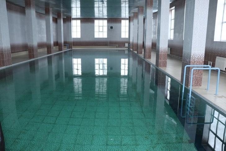 В дагестанском селе состоялось открытие спортивного комплекса с плавательным бассейном