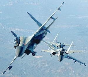Самолет-победитель - Су-30МКИ