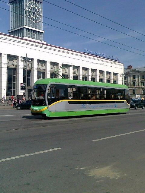 Нет денег на новые трамваи? Модернизируйте старые!