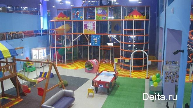 Где находится детский центр