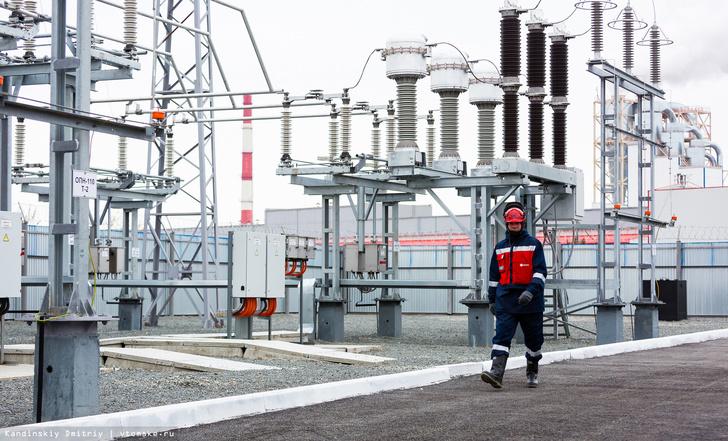 В Томской области электроподстанция для ЛПК Асино заработала после реконструкции