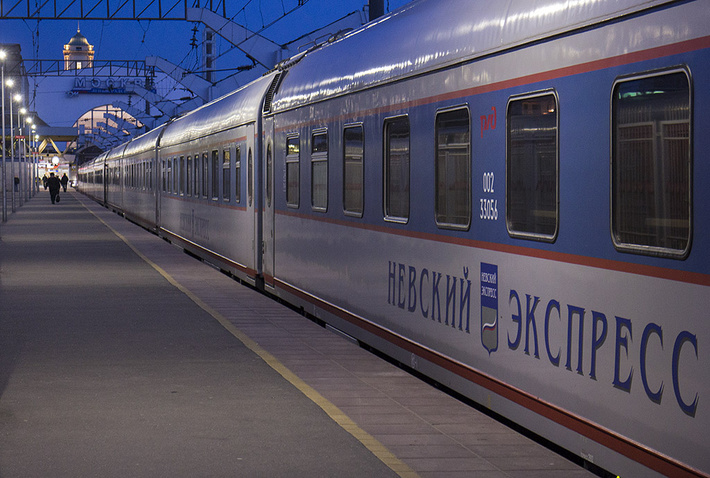 Оба-на есть: киев-пассажирский → санкт-петербург витебский - через лукашенку.