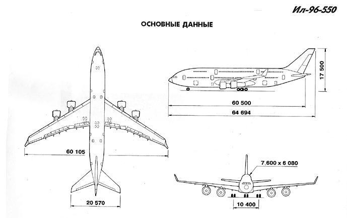 «Новый Ил-96-300 для СЛО «