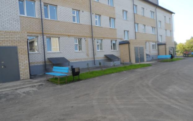 Многоквартирный дом №28 по улице Молодежной в деревне Бебяево Арзамасского района, в который переедут граждане из аварийного жилищного фонда.