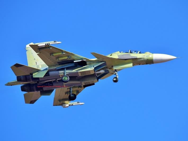 Тип: Сухой Су-30СМ бортовой-заводский:1219, Иркут - Иркутское АПОY GM AOPA | Иркутск-2 (ИАПО) (UIIR) Россия, Алексей Коршунов (c) 16 октября 2015