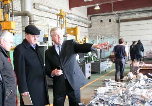 атестационная комиссия ОАО «ФСК ЕЭС» посетила производство ЗАО «МЗВА»