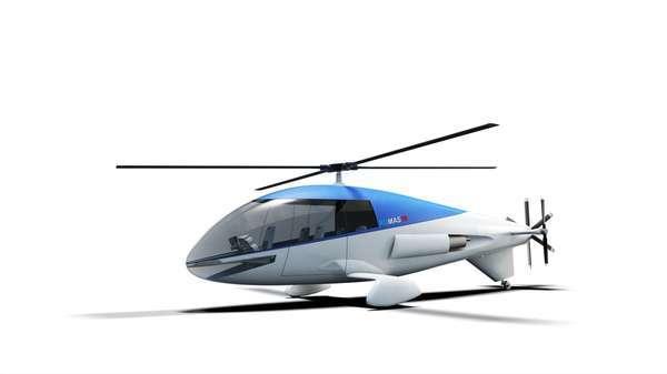 Вертолет Rumas 10 может