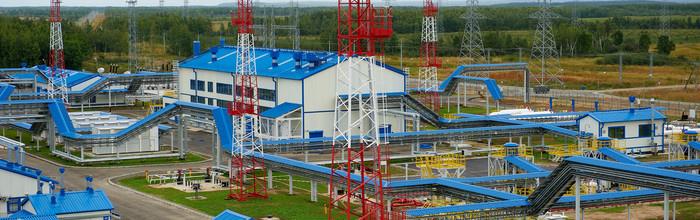 На Дальнем Востоке начали строить три новые нефтеперекачивающие станции трубопровода ВСТО-2