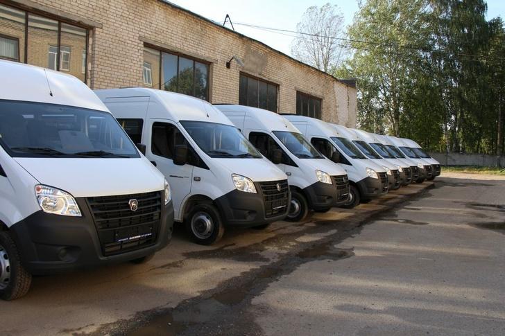 10 новых автобусов появилось на Бору