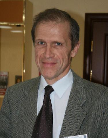 Доктор физико-математических наук Владимир Попов