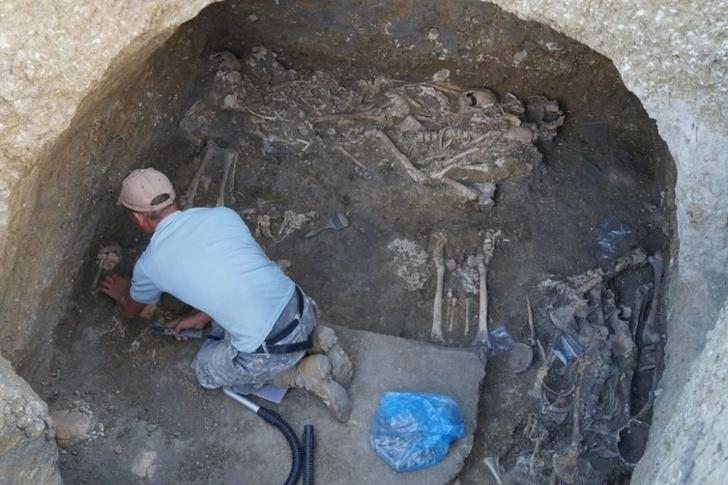 Сокровища из некрополя под Севастополем сравнивают с коллекцией золота из Амстердама