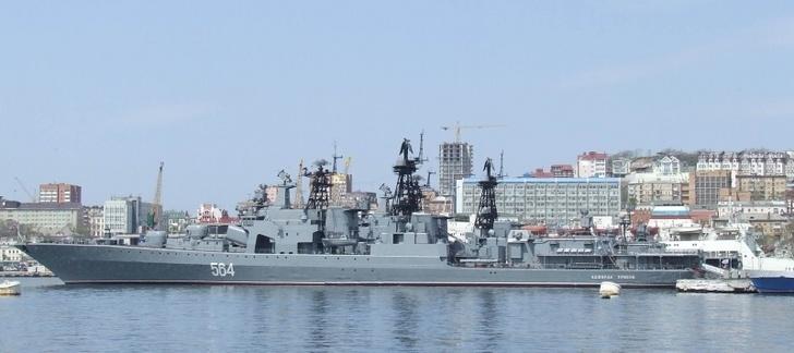 "БПК ""Адмирал Трибуц"""