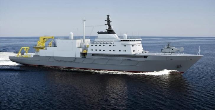 Auxilliary vessels, Special-purpose and minor naval ships - Page 11 ZmxvdHByb20ucnUvdXBsb2FkL3Jlc2l6ZV9jYWNoZS9tZWRpYWxpYnJhcnkvYTE2LzgwMF80NTBfMWQ2NWNmOGE5ZDYwNmQ1M2MzYmUxYmQ0NTM2YzlkY2UxL1doYXRzQXBwJTIwSW1hZ2UlMjAyMDE4LTEyLTE4JTIwYXQlMjAxNC4wMS40MC5qcGVnP19faWQ9MTE1NDA4
