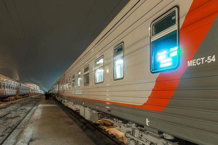 Холдинг РЖД получил первый плацкартный вагон с обновленным интерьером