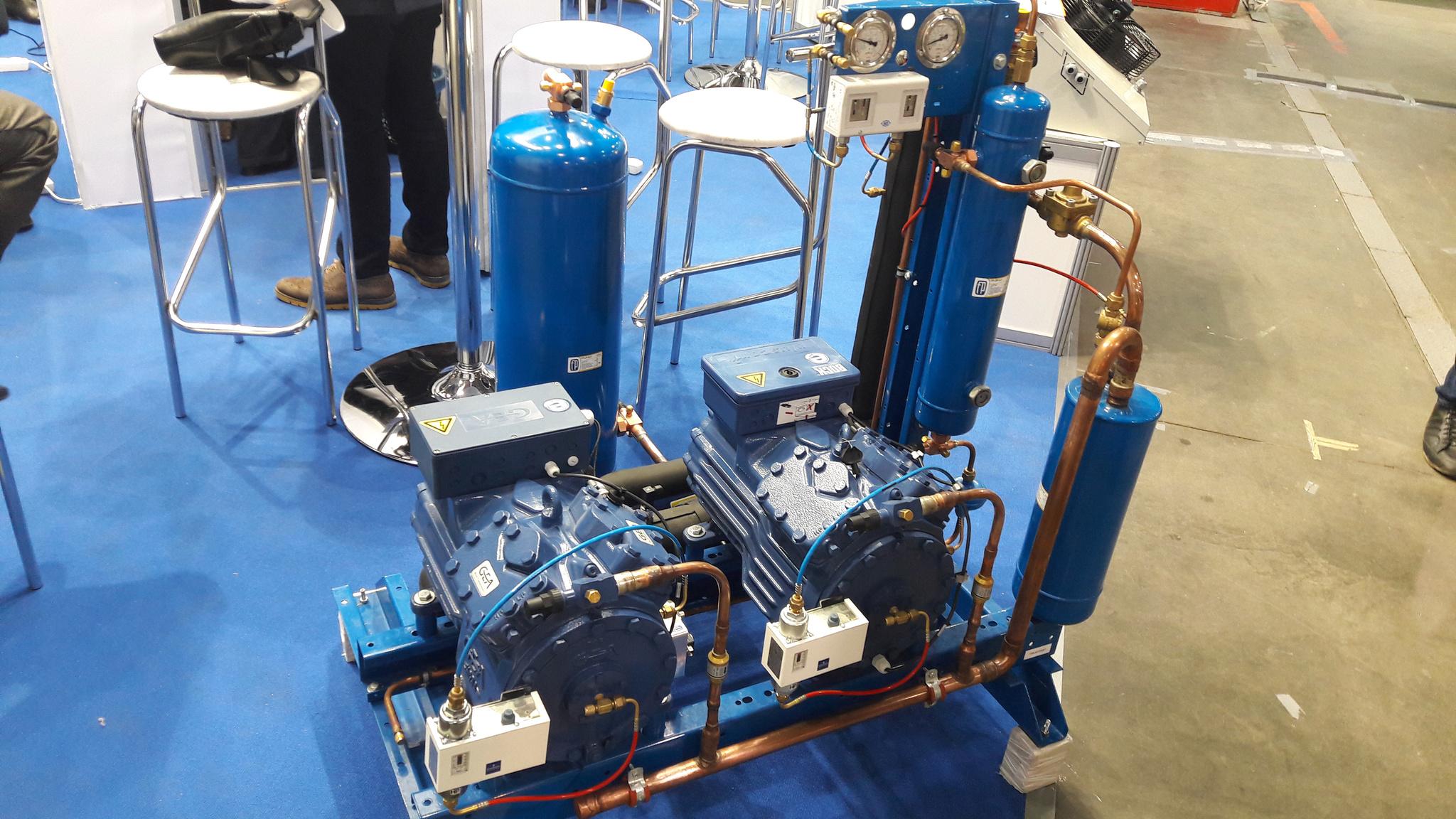 Завод компонентов холодильной техники «Фригопоинт» открыл цех по  производству разборных фильтров 28318473232