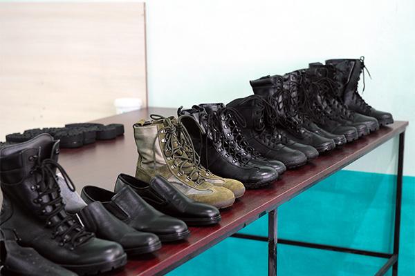 В ИК-2 УФСИН России по Республике Дагестан состоялось торжественное открытие обувного цеха